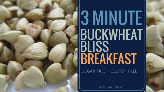 breakfast buckwheat recipe
