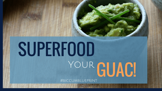 guacamole recipe superfood
