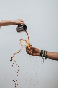 Coffee enema