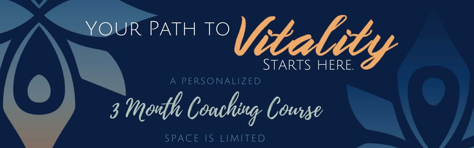 Vitality Path Coaching Package