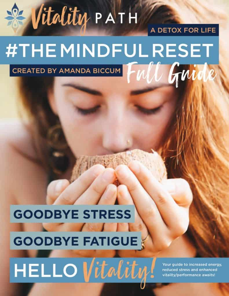 The Mindful Detox with Amanda Biccum